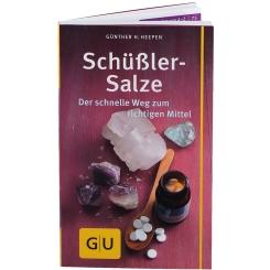 B. DHU Schüßler-Salze GU-Buch