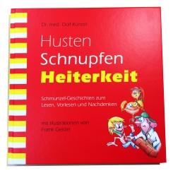 B. EXC Kinderbuch Husten und Schnupfen