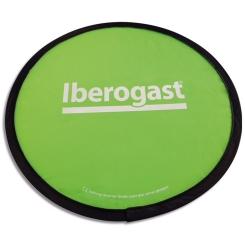 B. Faltbare Stoff-Frisbee Iberogast
