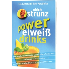 B. For You Power Eiweiss Buch