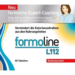 B. Formoline gratis Zugangskarte Silber
