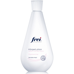 B. Frei Sensitive Balance Körperlotion