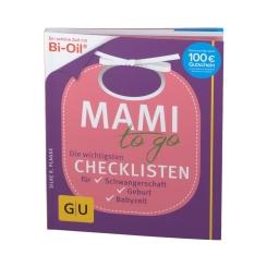 """B. GU Buch """"Mami to go"""""""