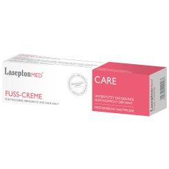 B. LaseptonMED Care Fuss-Creme 75 ml