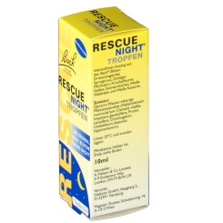 Bach Original RESCUE® NIGHT Tropfen alkoholfrei