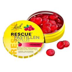 Bach Original RESCUE® Pastillen Cranberry