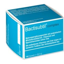 Bactisubtil Complex Kapseln