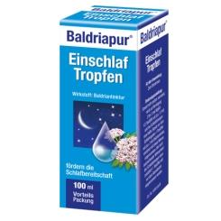 Bad Heilbrunner® Baldriapur® Einschlaftropfen