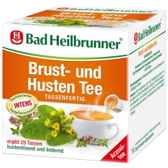Bad Heilbrunner® Brust- und Husten Tee