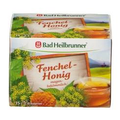 Bad Heilbrunner® Fenchel-Honig Tee