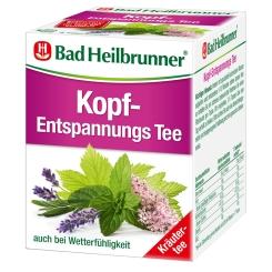 Bad Heilbrunner® Kopf-Entspannungs Tee