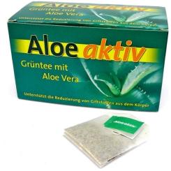 BADERs Aloe Aktiv Vitaltee Filterbeutel