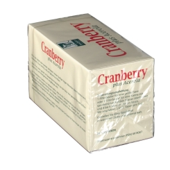 BADERs Cranberry Acerola Filterbeutel