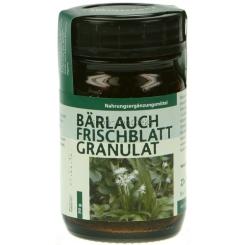 Baerlauch Frischblatt Granulat