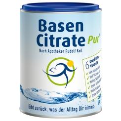 BasenCitrate Pur Pulver nach Apotheker Rudolf Keil