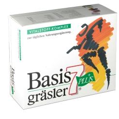 Basis 7 Graesler Plus Trinkfläschchen