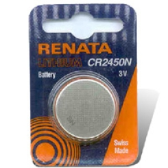 Batterien Lithium Zelle Cr 2450 N