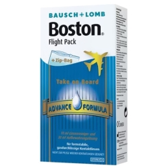 BAUSCH + LOMB Boston® Flight Pack