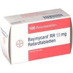 Baymycard Rr 10 Retardtabletten