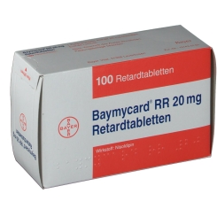 Baymycard Rr 20 Manteltabletten