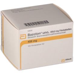 Bazoton® uno Filmtabletten