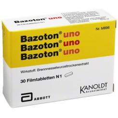 Bazoton® uno Filmtbletten