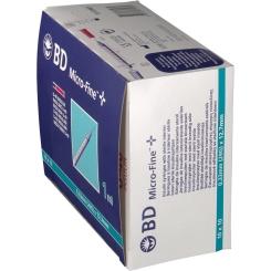 BD Micro-Fine™+ U 40 Insulinspritzen 12,7 mm