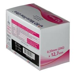 BD Micro-Fine Ultra™ 12,7 mm