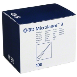 BD Microlance™ Kanülen 21 G 1 1/2 0,8 x 40 mm