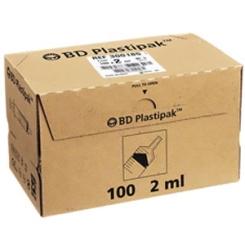 BD Plastipak™ Spezialspritze mit Luer-Ansatz