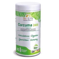 Be-Life Curcuma 2400