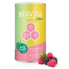 BEAVITA Vitalkost Plus, Himbeere-Joghurt - Mahlzeitenersatz