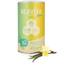 BEAVITA Vitalkost Plus, Vanilla Chai - Mahlzeitenersatz
