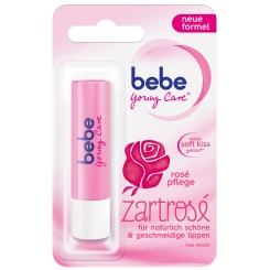 bebe Young Care® Lippenpflegestift Zartrosé