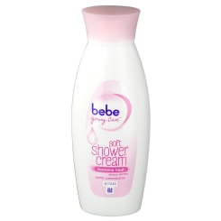 bebe Young Care® soft shower cream Pflegedusche