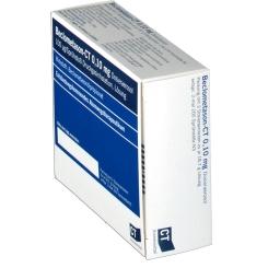 Beclometason- CT 0,10 mg Dosieraerosol 200 Hub