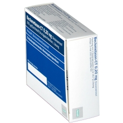 Beclometason v. Ct 0,20mg Dosieraerosol 200 Hub