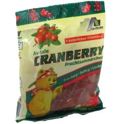Beigabe Avitale Cranberry Fruchsaftbärchen