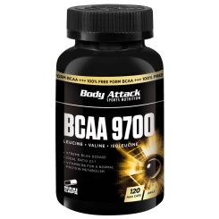 Beigabe Body Attack BCAA 9700