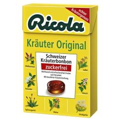 Beigabe Soledum® Ricola Kräuterbonbons Original