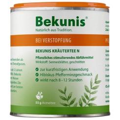 Bekunis Kräutertee N + Dosierlöffel
