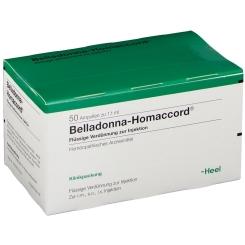 Belladonna-Homaccord® Ampullen