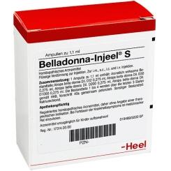 Belladonna-Injeel® S Ampullen