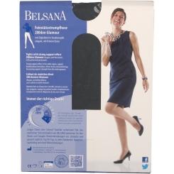 BELSANA 280den Glamour Strumpfhose Größe medium Farbe sinfonie normal