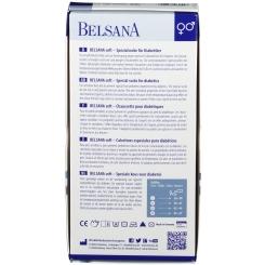 BELSANA soft Spezialsocke Gr. 42-44 Farbe beige