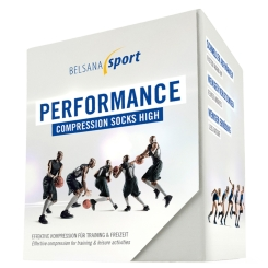 BELSANA sport performance compression socks Gr. 39-41
