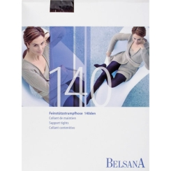 Belsana Stütz 140den Strumpfhose Größe III Farbe schwarz