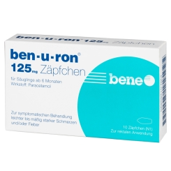 ben-u-ron® 125 mg