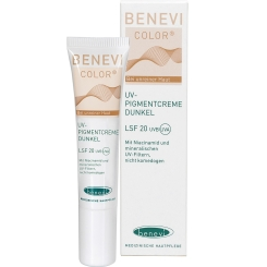 BENEVI COLOR® UV-Pigmentcreme dunkel