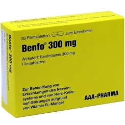 Benfo® 300 mg Filmtabletten
